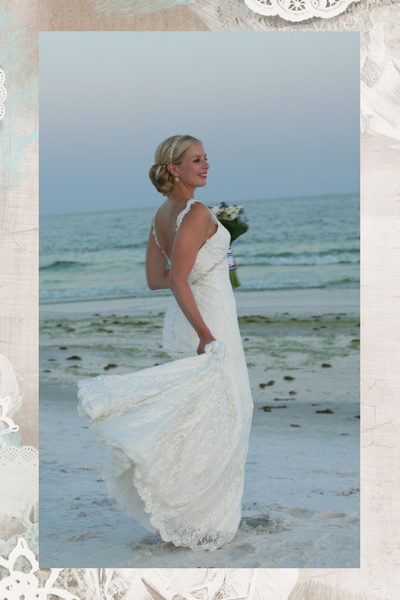 Panama City Beach Bride